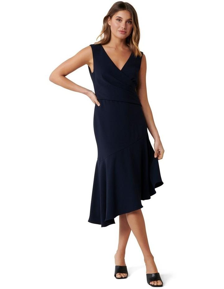 Cynthia Draped Dress image 1