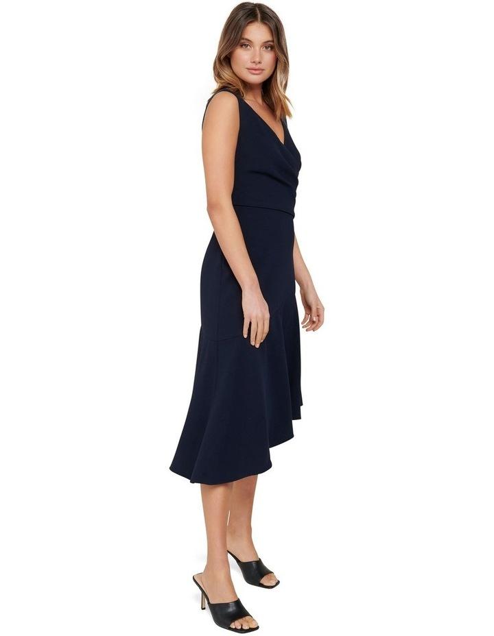 Cynthia Draped Dress image 3