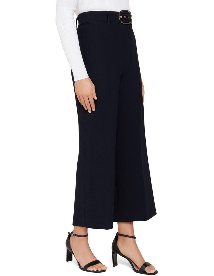 Nadine Belted Culotte Pants image 2