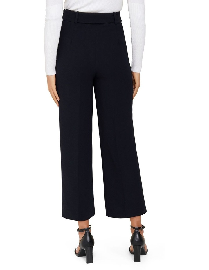 Nadine Belted Culotte Pants image 3