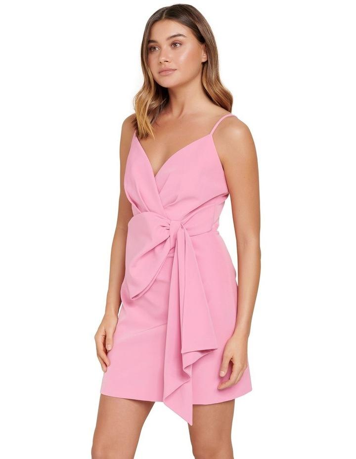 Lindsey Bow Mini Dress image 2