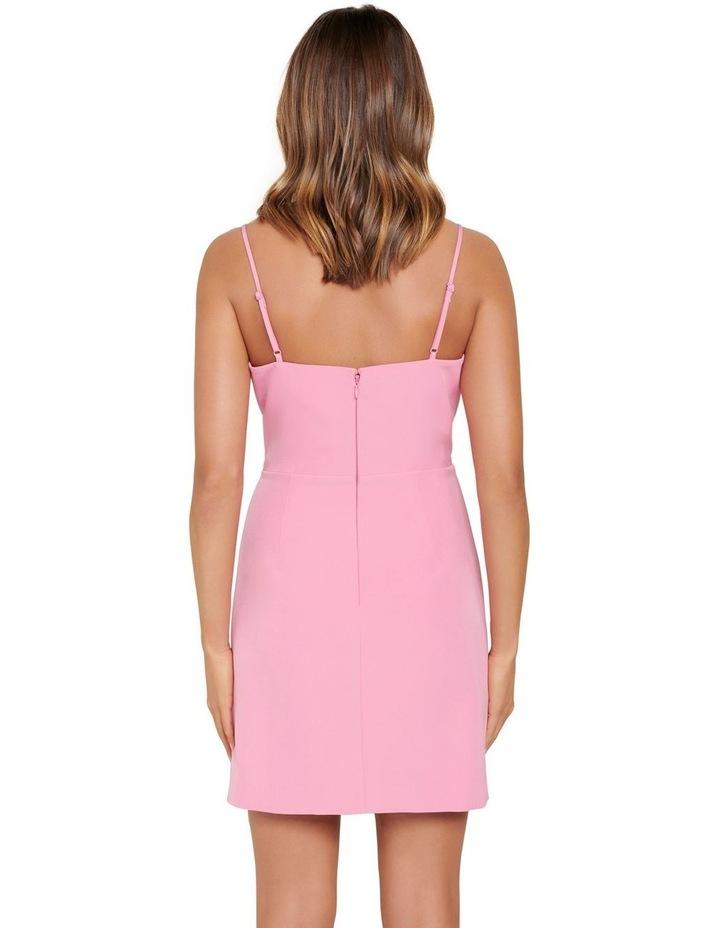 Lindsey Bow Mini Dress image 3