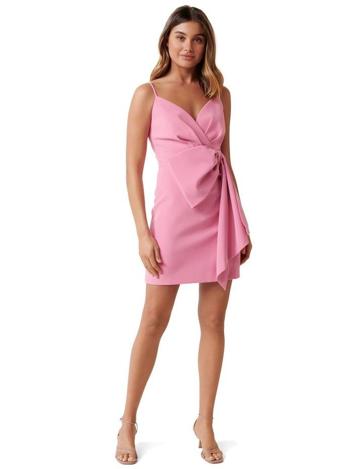 Lindsey Bow Mini Dress image 4