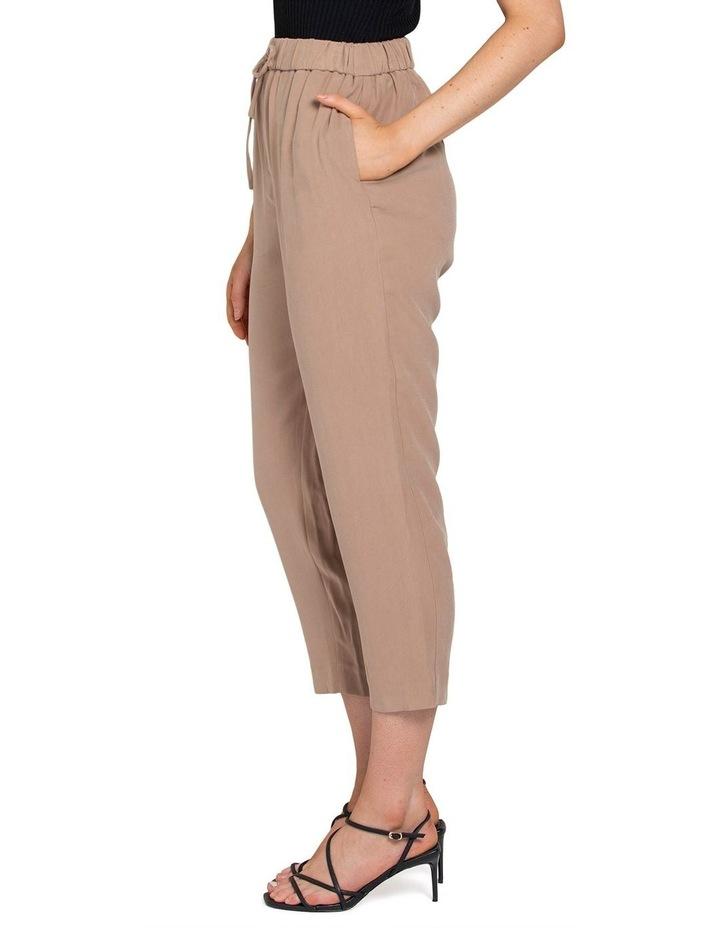 Sam Elastic Waist Relaxed Pants image 3