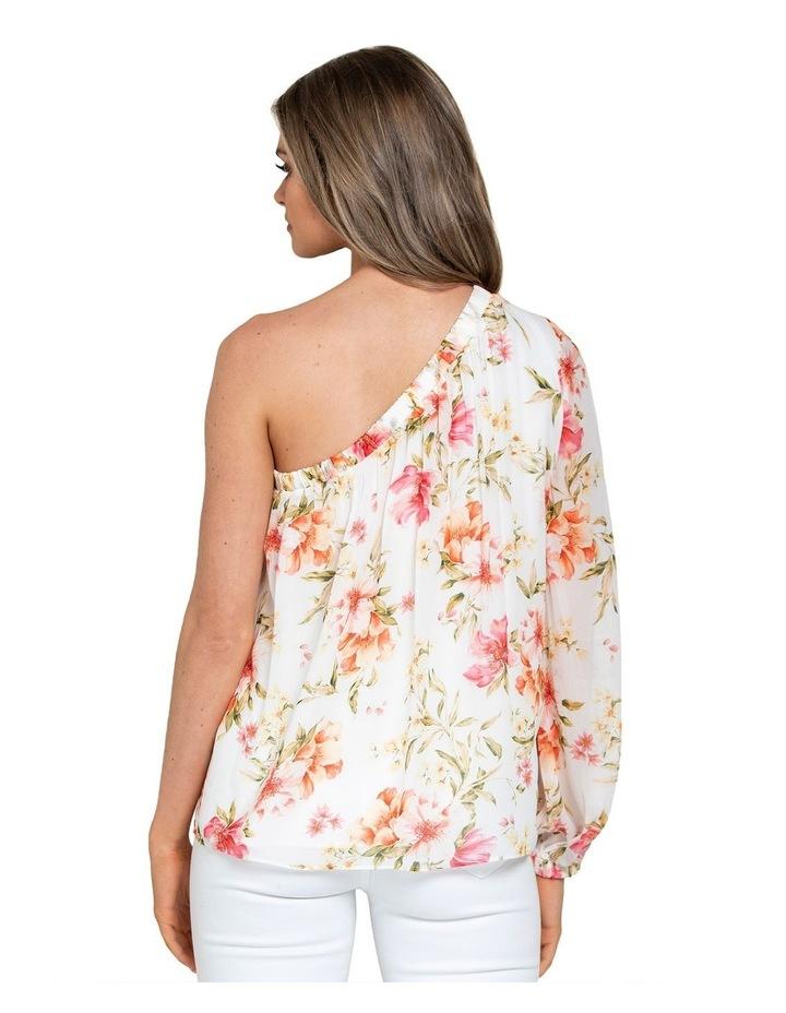 Melissa One Shoulder Blouse image 3