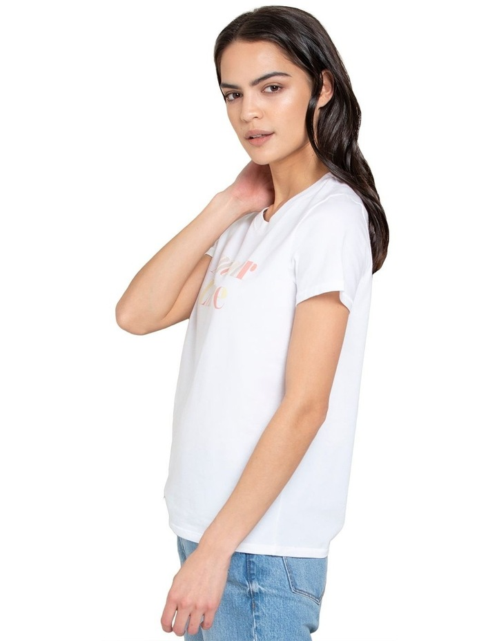 Amie Amour Libre Graphic Tee image 2