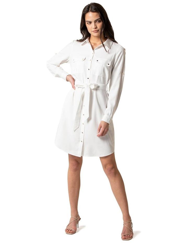 Anna Utility Midi Dress image 1