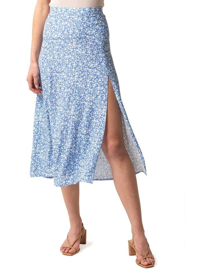 Ellie Split Midi Skirt image 1