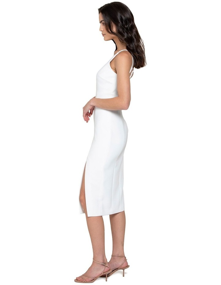 Franca One Shoulder Midi Dress image 2