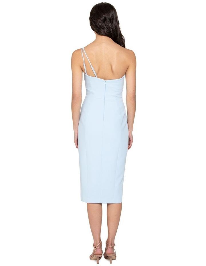 Franca One Shoulder Midi Dress image 3