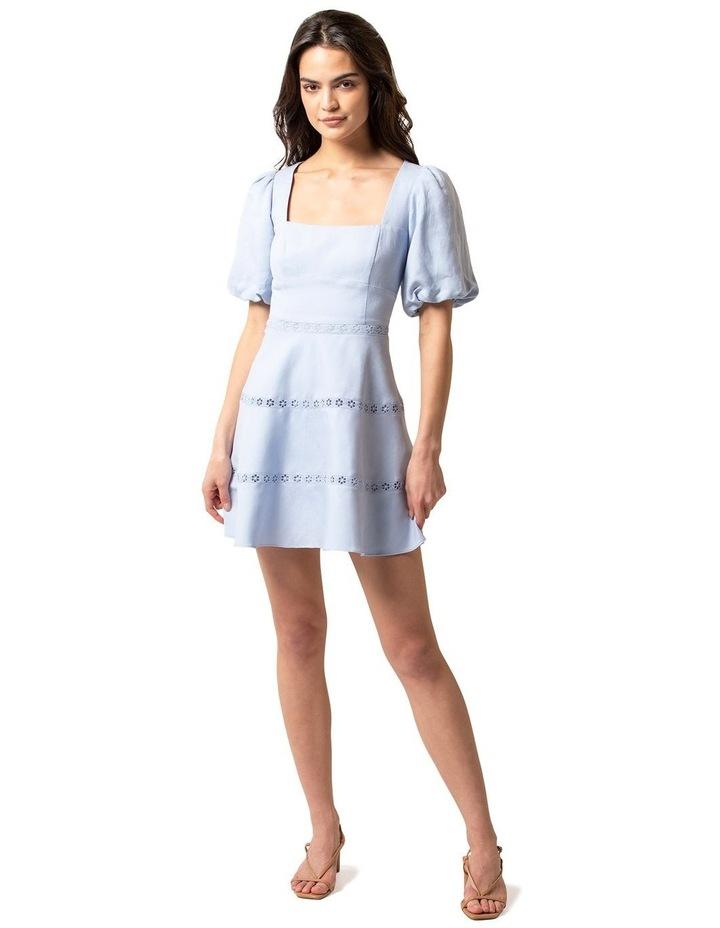 Maureen Linen Mini Dress image 1
