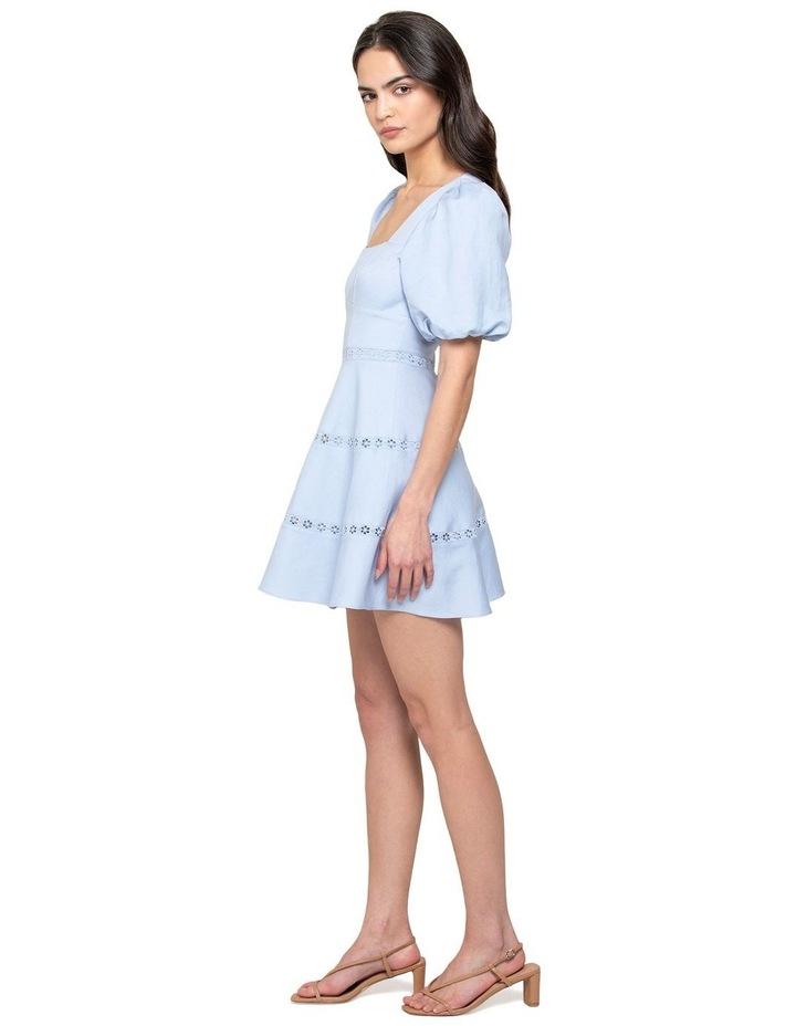 Maureen Linen Mini Dress image 2
