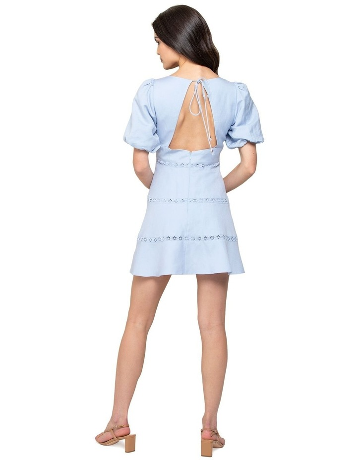 Maureen Linen Mini Dress image 3