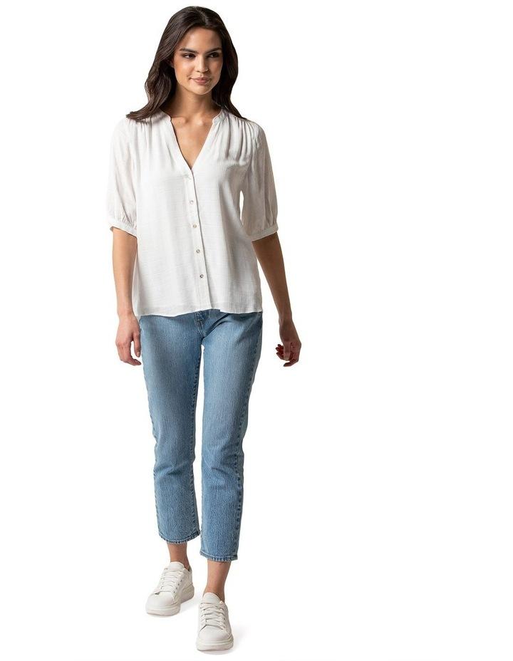 Rosalie Button Front Shirt image 4