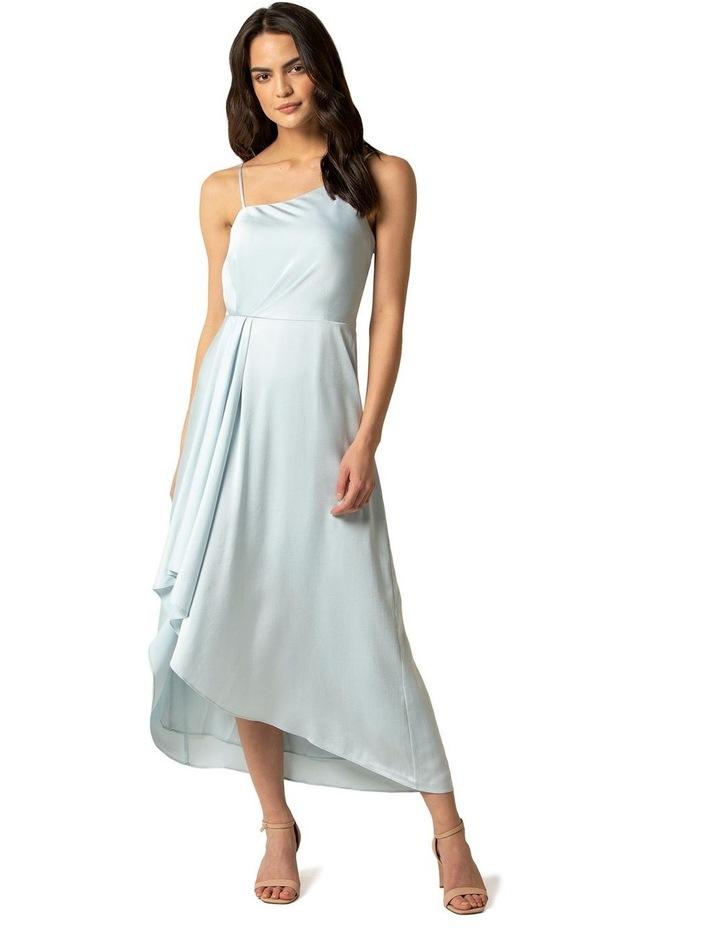 Danielle Strappy Ruffle Maxi Gown image 1