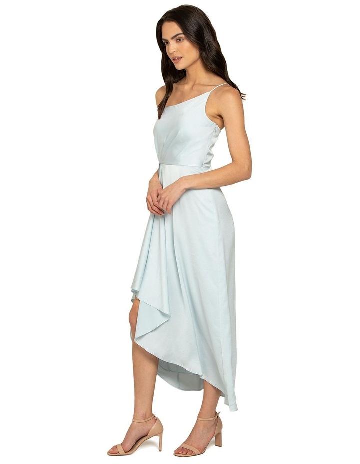 Danielle Strappy Ruffle Maxi Gown image 2