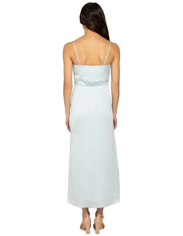 Danielle Strappy Ruffle Maxi Gown image 3