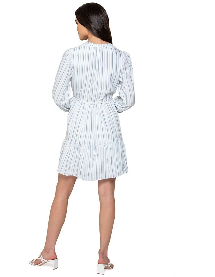 Yasmin Stripe Smock Dress image 3