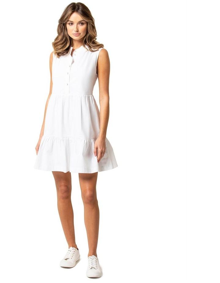 Billie Shirt Smock Dress image 1