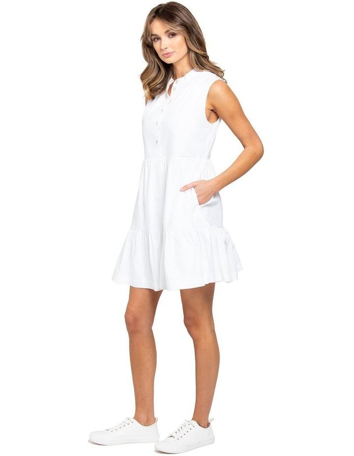 Billie Shirt Smock Dress image 2
