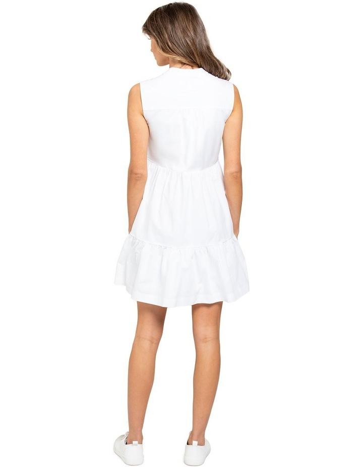 Billie Shirt Smock Dress image 3