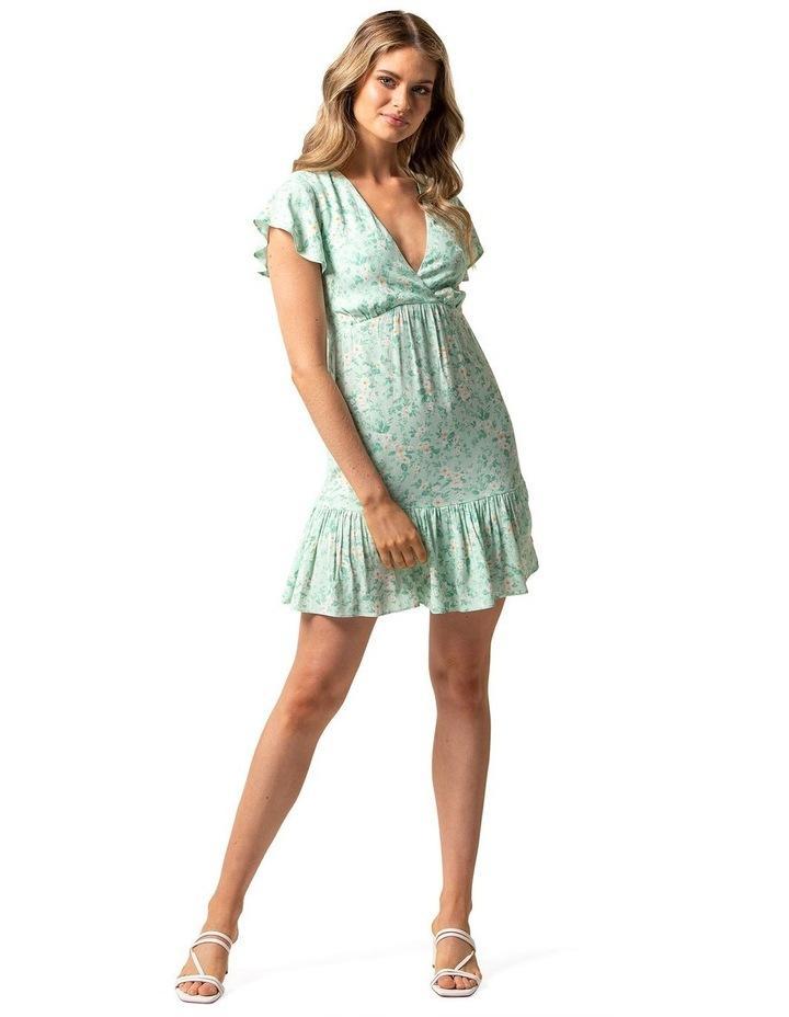 Shea Flutter Sleeve Mini Dress image 1