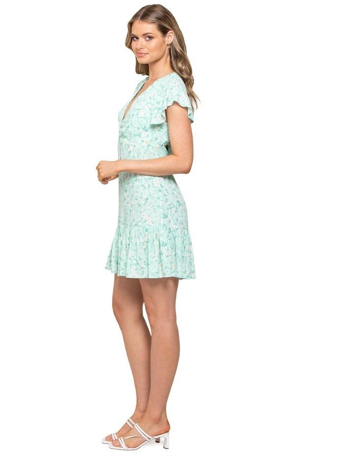Shea Flutter Sleeve Mini Dress image 2