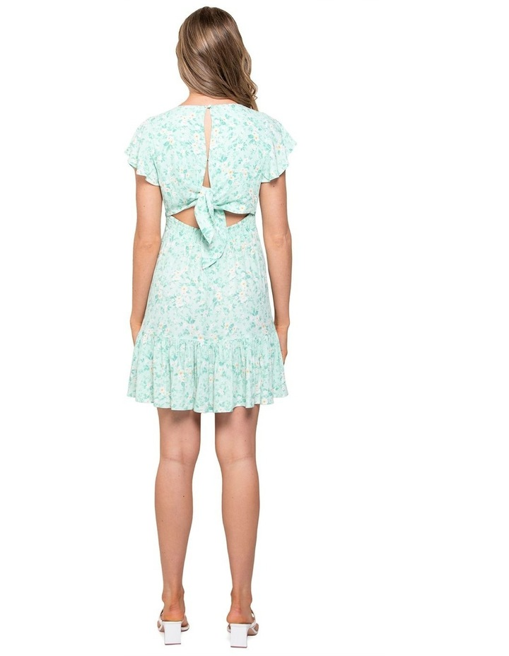 Shea Flutter Sleeve Mini Dress image 3