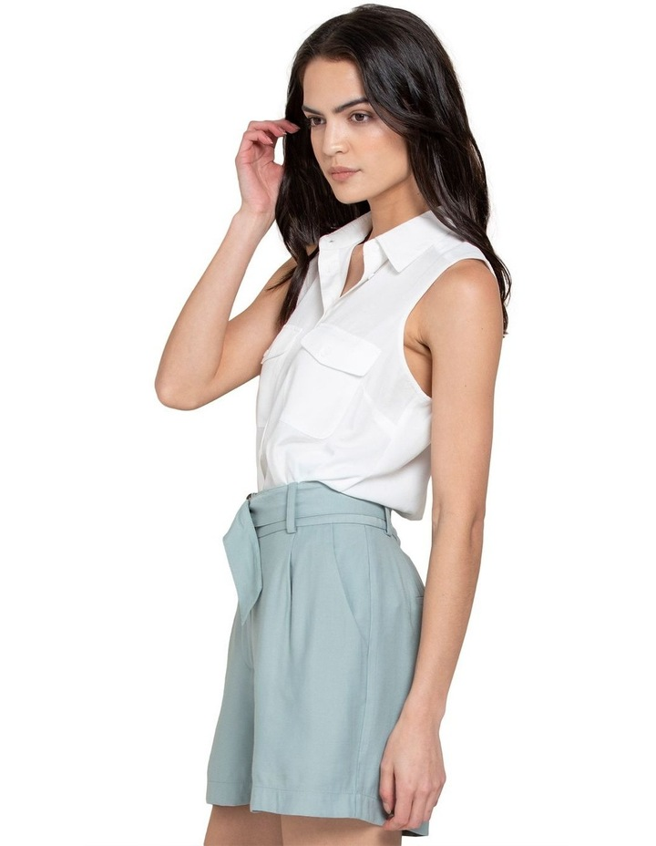 Julia Sleeveless Shirt image 2