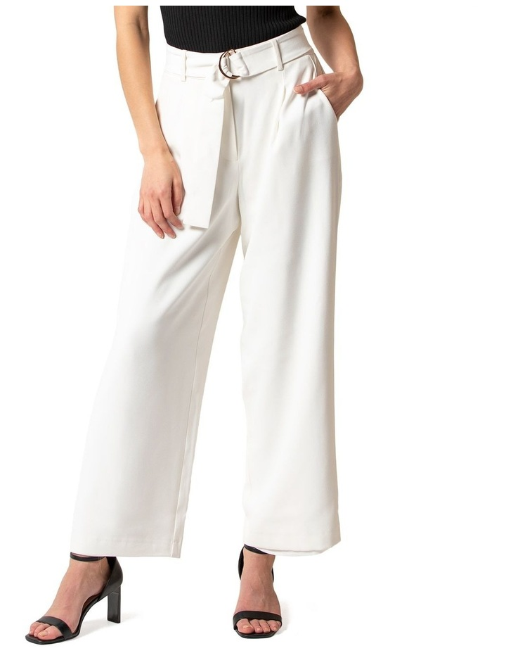 Bianca Wide Leg Belted Pant image 1