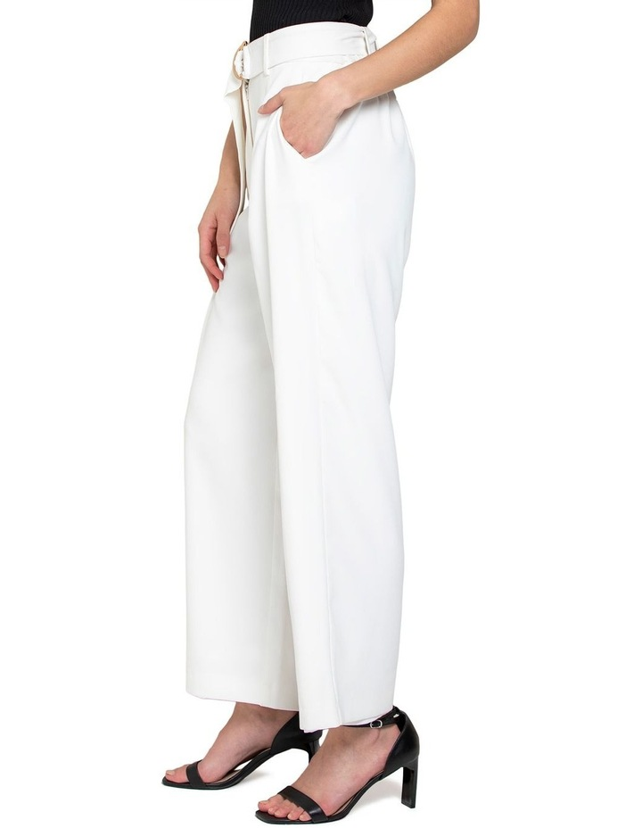Bianca Wide Leg Belted Pant image 2