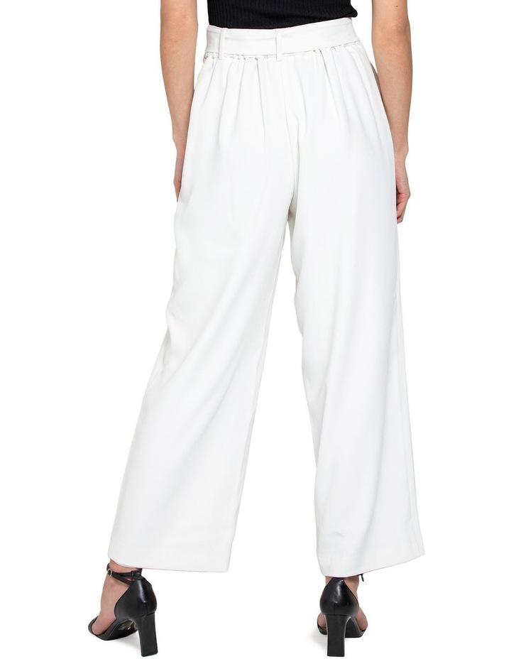 Bianca Wide Leg Belted Pant image 3