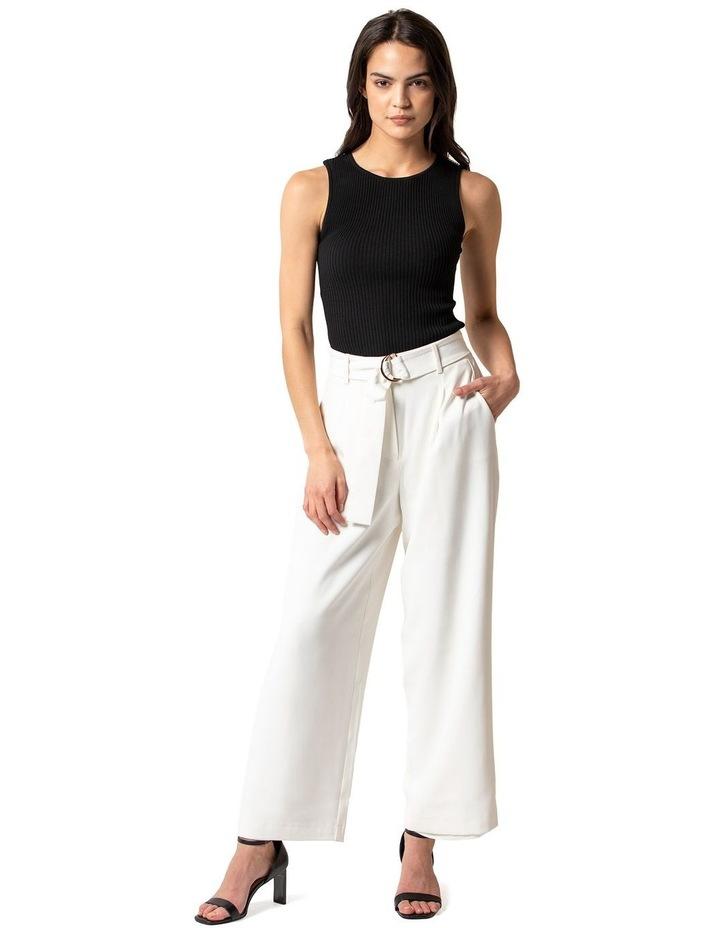 Bianca Wide Leg Belted Pant image 4
