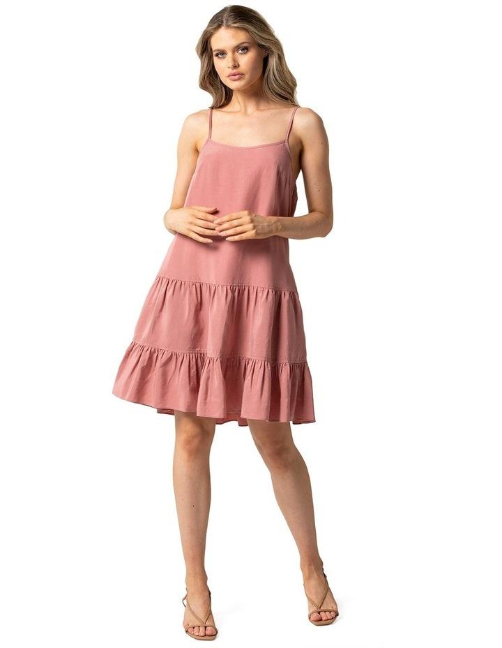 Toni Tiered Mini Dress image 1