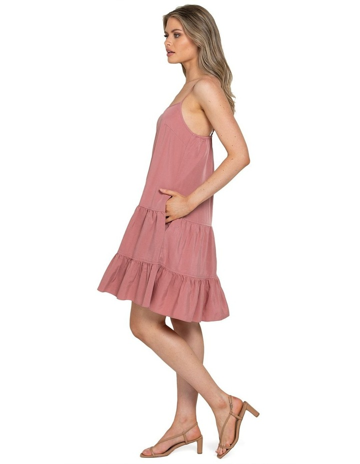Toni Tiered Mini Dress image 2