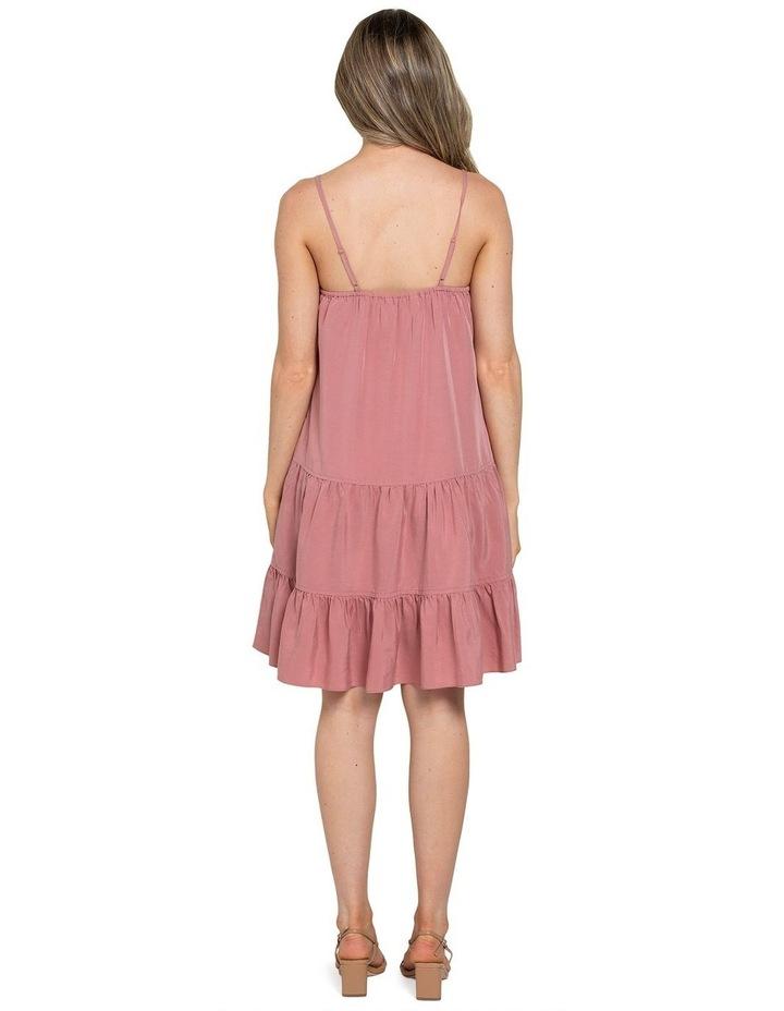 Toni Tiered Mini Dress image 3