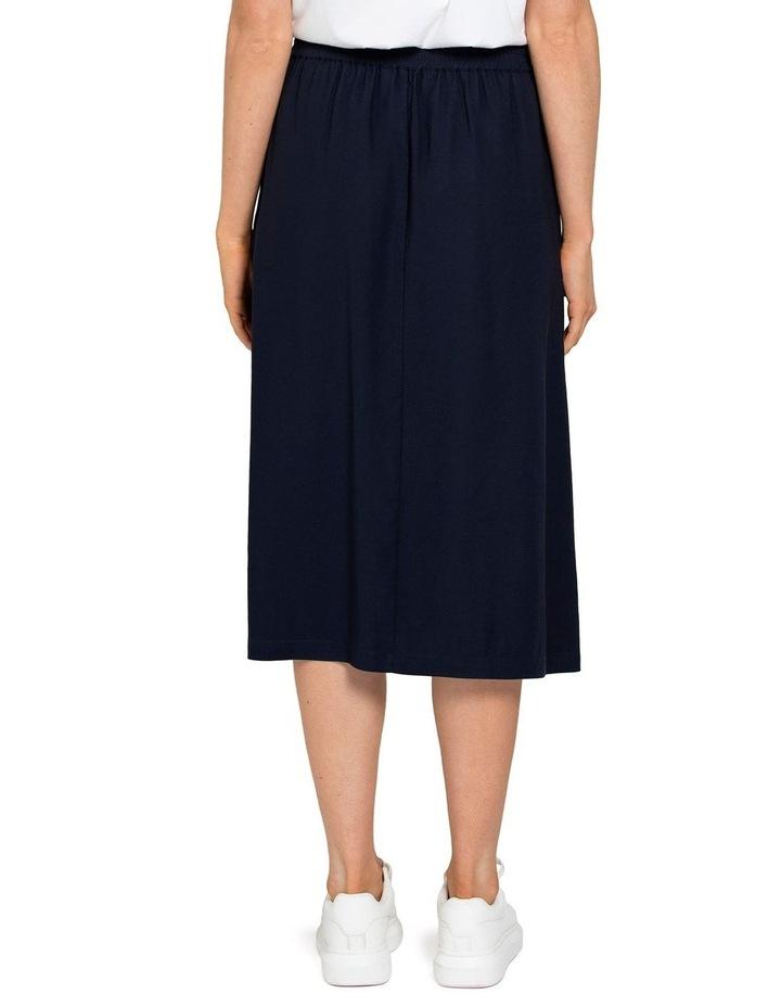 Cora Elasticated Midi Skirt image 3