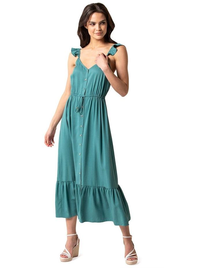 Amanda Frill Button Front Dress image 1