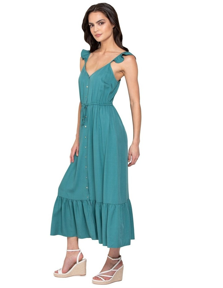 Amanda Frill Button Front Dress image 2