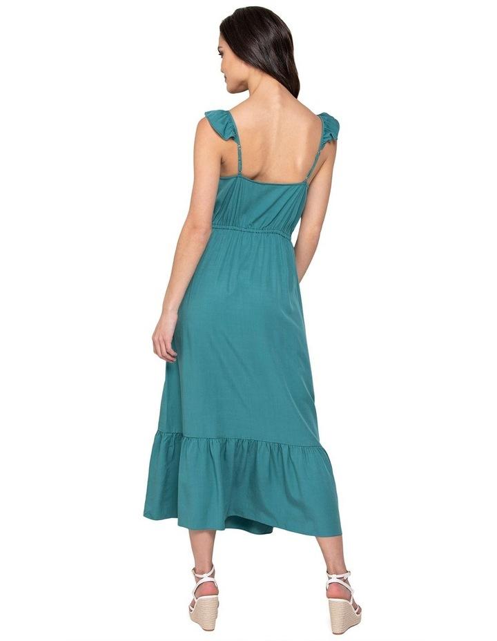 Amanda Frill Button Front Dress image 3
