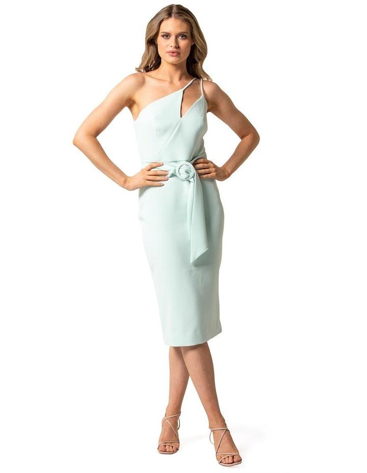 Suzie Asym Neckline Bar Dress image 1