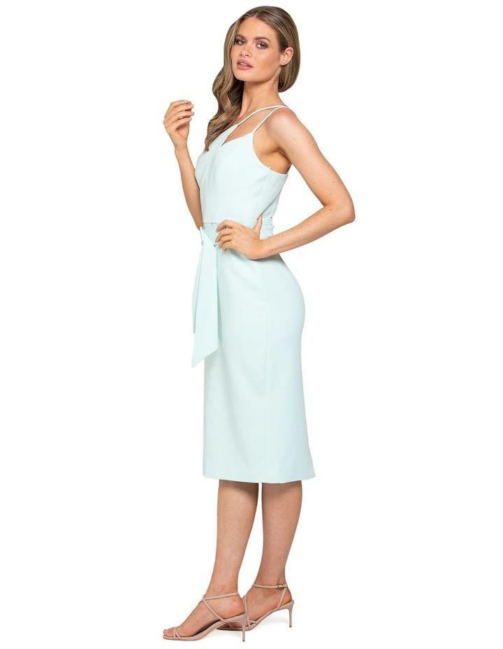 Suzie Asym Neckline Bar Dress image 2