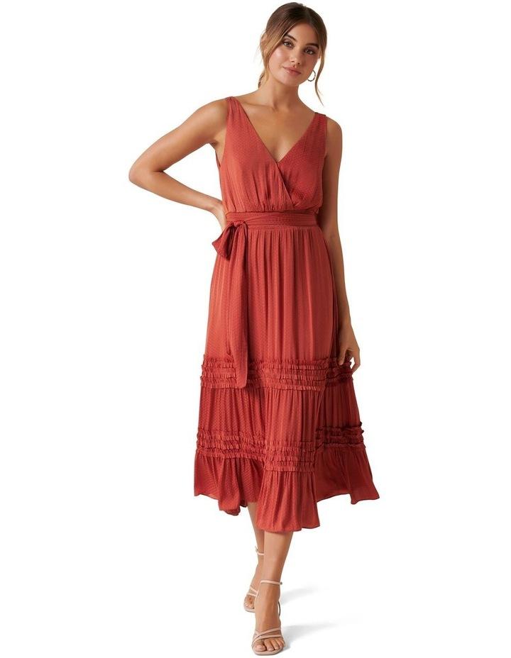 Madeline Tiered Ruffle Dress image 1