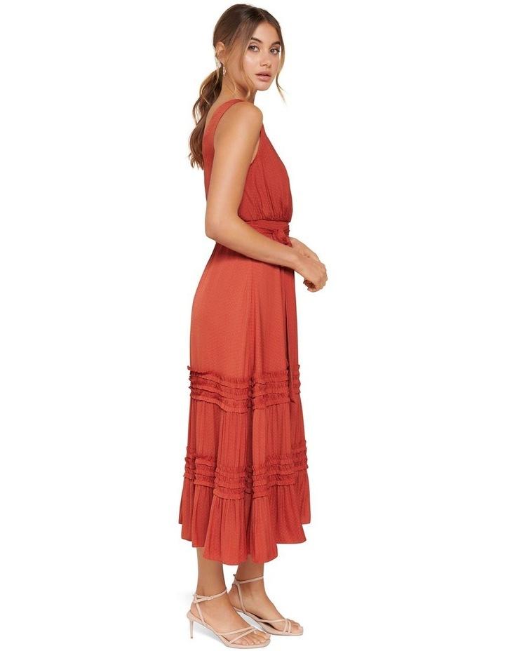 Madeline Tiered Ruffle Dress image 3