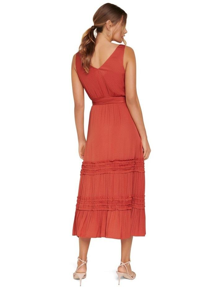 Madeline Tiered Ruffle Dress image 4