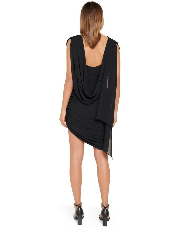 Miriam Ruched Drape Dress image 2