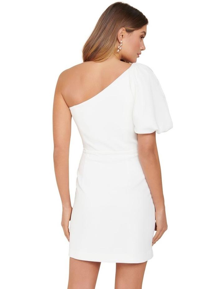 Maple One Shoulder Mini Dress image 2