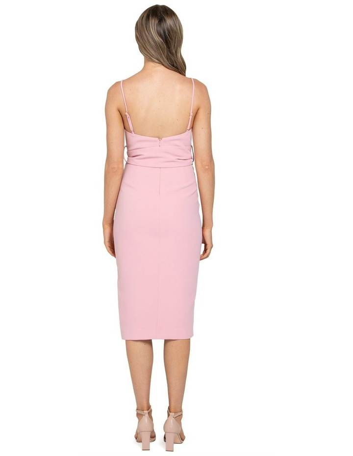 Genevieve Belted Midi Dress image 3