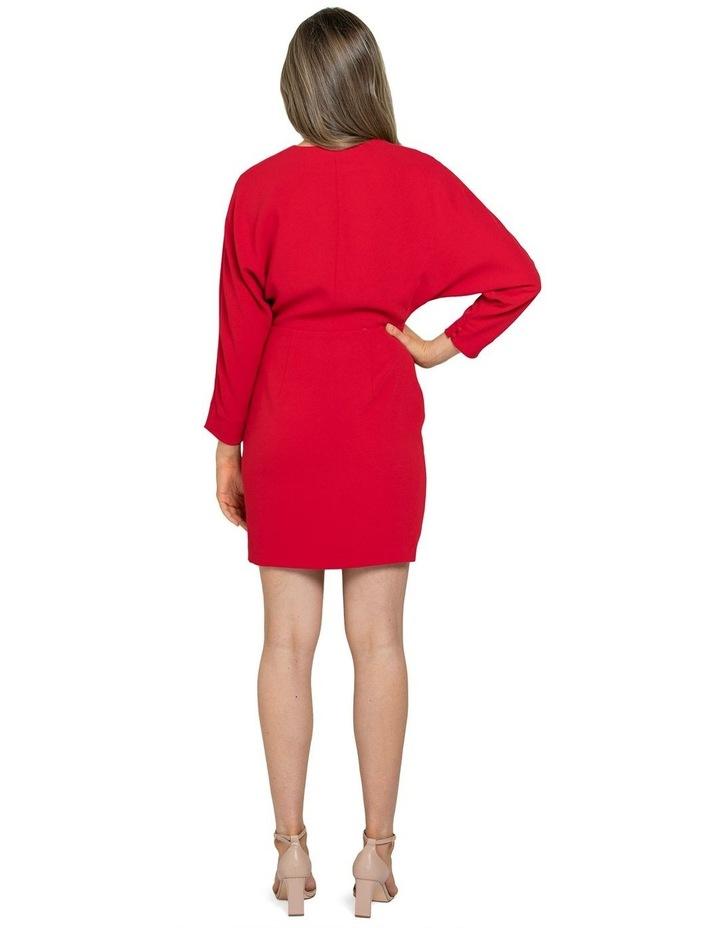 Zanthe Batwing Mini Dress image 3