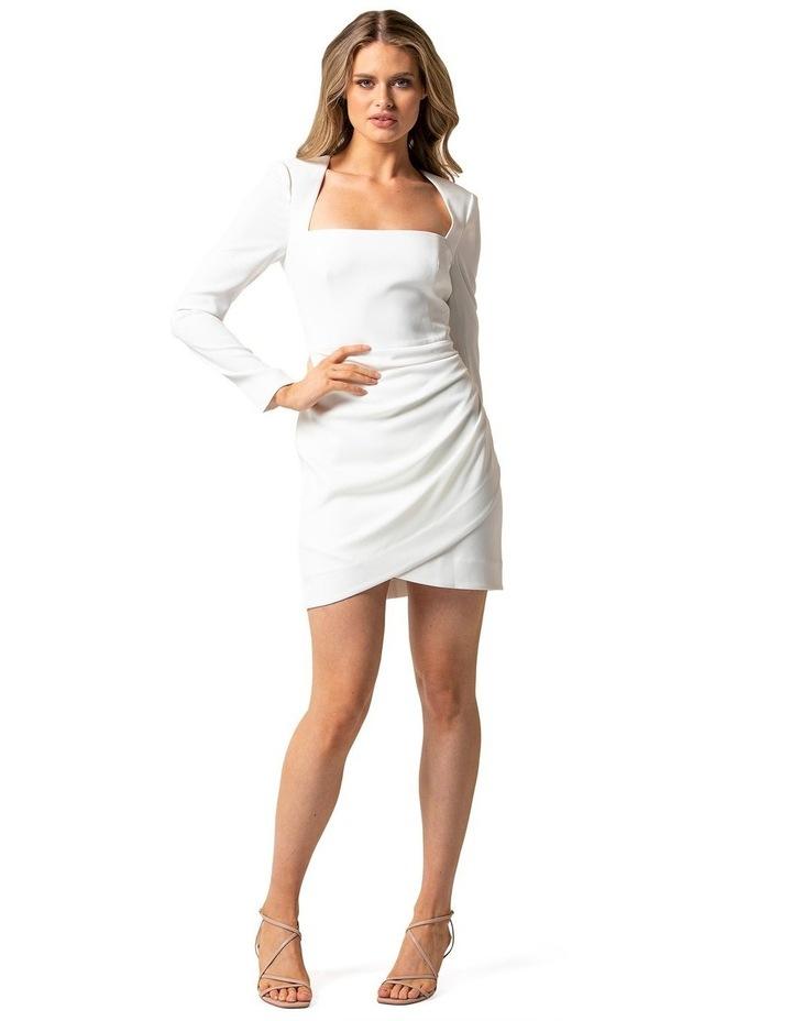 Cara Long Sleeve Mini Dress image 1